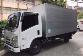 isuzu elf nlr 55 t box