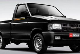 Isuzu Pick Up GD 3D Way