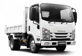 isuzu elf 4 ban truck NLR 71 T